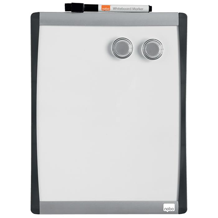 Pizarra REXEL hogar magnética 215 x 280 mm color blanco (1903778)