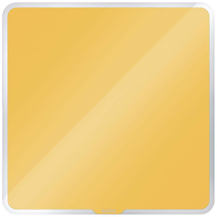 Pizarra cristal Leitz 45x45 cm. (70440019)