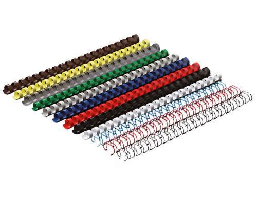 Canutillo IBICO plástico caja 100 uds. 10 mm