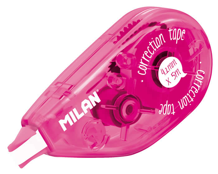 Cinta correctora Milan pocket