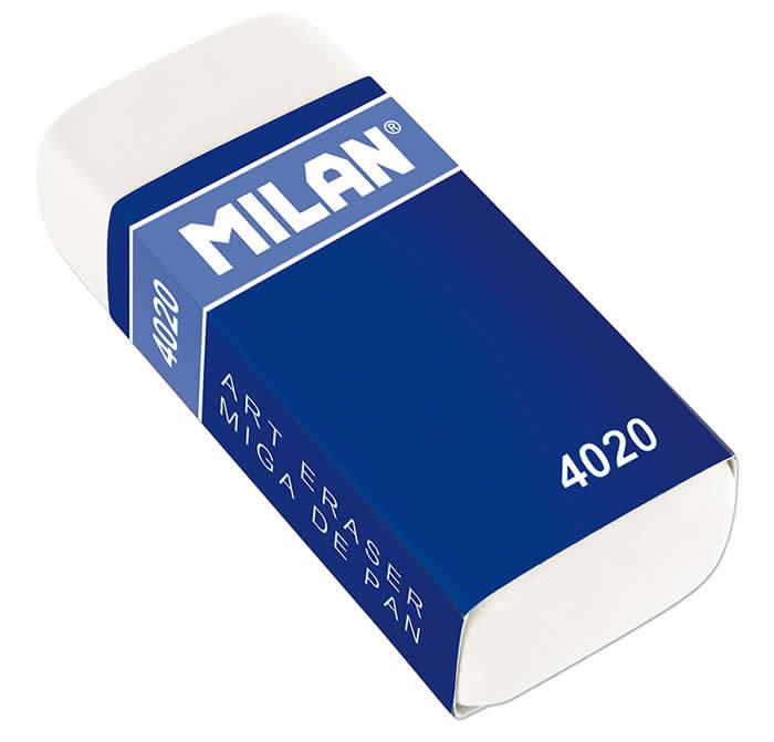 Goma de borrar MILAN 4020 miga de pan (CMM4020)