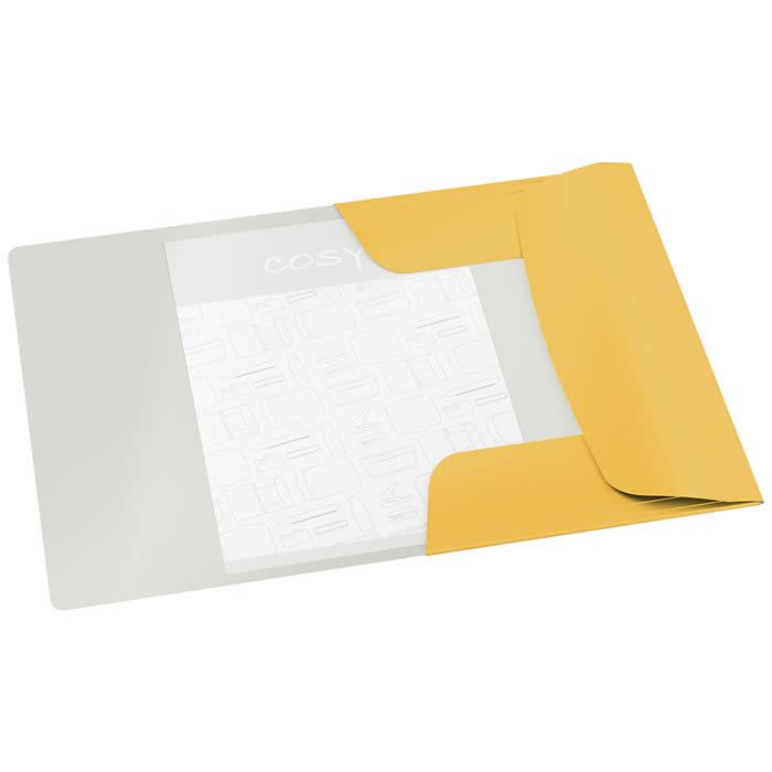 Carpeta 3 solapas Leitz A4 cartón (30020019)