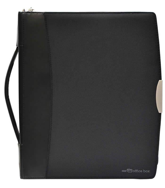Portafolio OFFICE BOX con asa (75168)