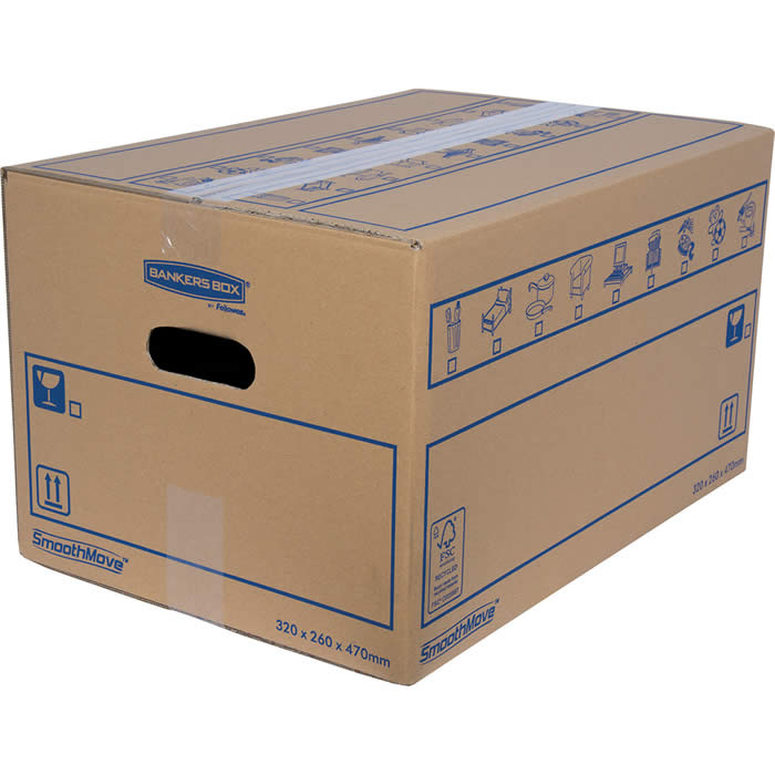 Cajas Para Mudanzas L (6208201)