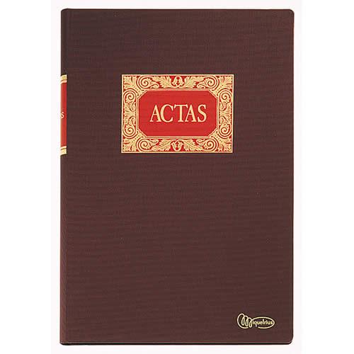 LIBRO MIQUELRIUS DE ACTAS 100 HOJAS (4013)