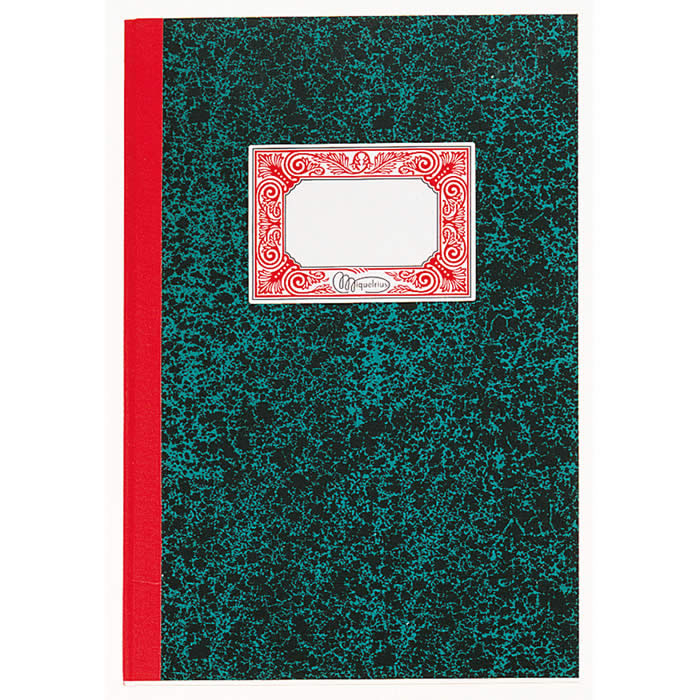 LIBRO CARTONE MIQUELRIUS CONTABILIDAD Fº 100 HOJAS LISO (3021)