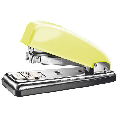 Grapadora PETRUS P226 de colores cromados gama retro
