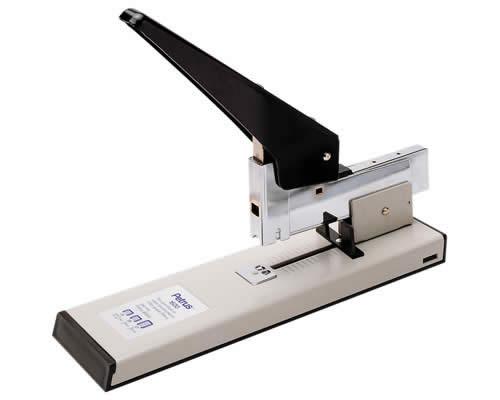 Grapadora PETRUS de gruesos 1600 gris/negro (44737)