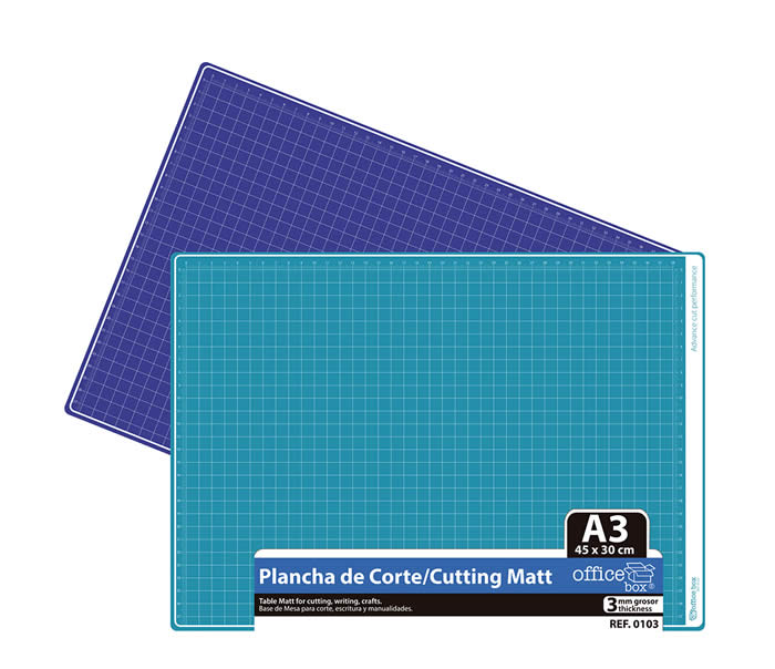Plancha de corte OFFICE BOX A1 900 x 600 mm (0101)