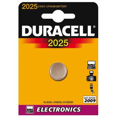 PILAS DURACELL 1 PILA BOTON 2025 (948990)