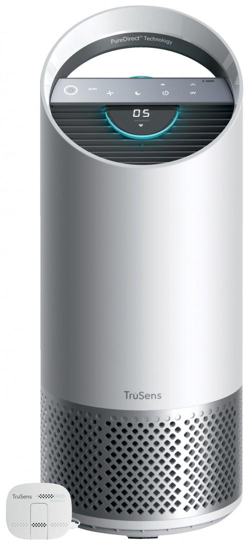 Purificador de aire Leitz TruSens™ Z-2000 con sistema de control de la calidad del aire SensorPod, habitaciones medianas