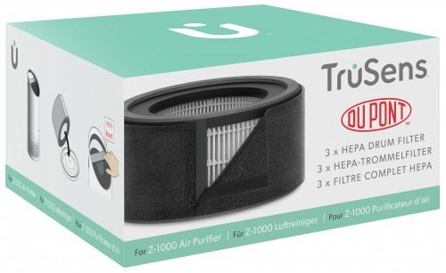 Filtro 2 en 1 de recambio HEPA más tambor DuPont™ para purificador de aire Leitz TruSens™ Z-1000