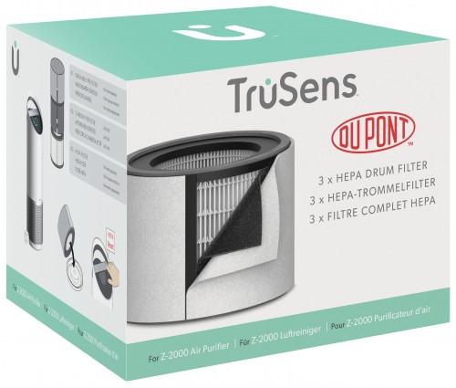 Filtro 3 en 1 de recambio HEPA más tambor DuPont™ para purificador de aire Leitz TruSens™ Z-2000