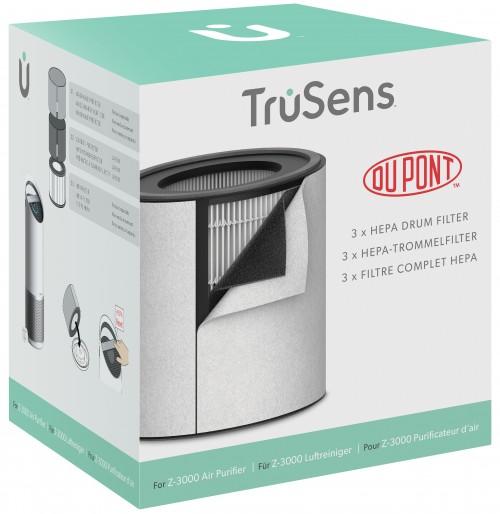 Filtro 3 en 1 de recambio HEPA más tambor DuPont™ para purificador de aire Leitz TruSens™ Z-3000