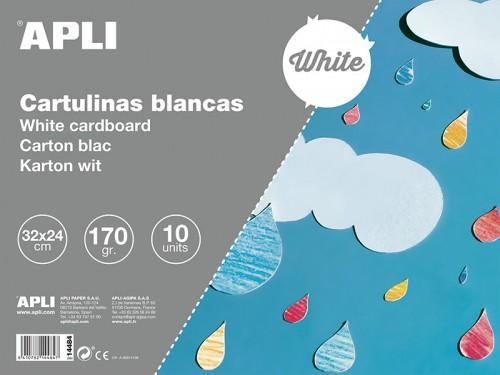 Bloc cartulinas Apli (0601376)