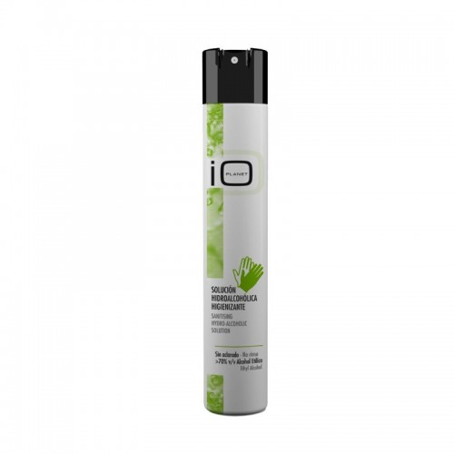 Aerosol hidroalcoholico higienizante IO Planet de 400ml