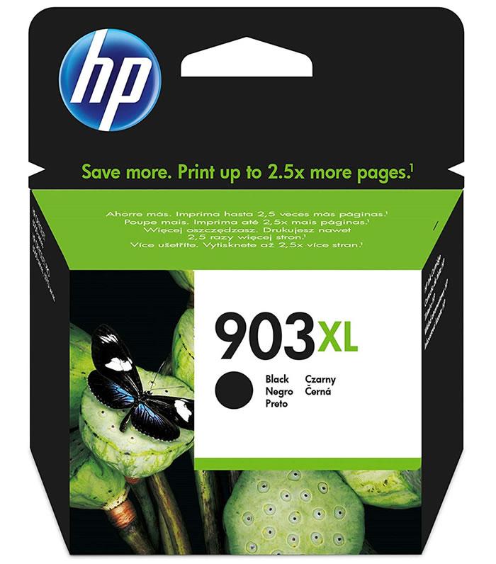 Cartucho de tinta original HP 903XL  de alta capacidad negro